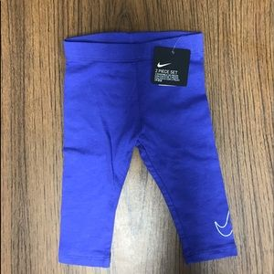Baby Girls Nike leggings